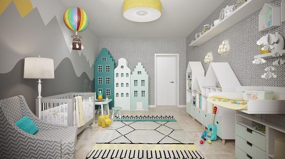 Дизайн квартиры 176 фото 8