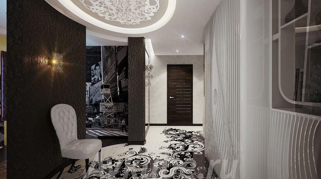 Дизайн квартиры 132 фото 1