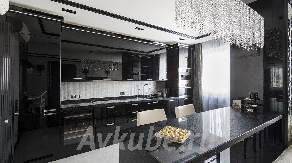 Дизайн квартиры 118 фото 2