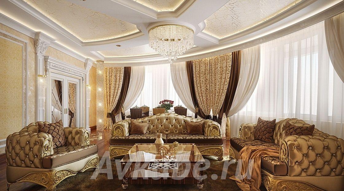 Дизайн квартиры 76 фото 1