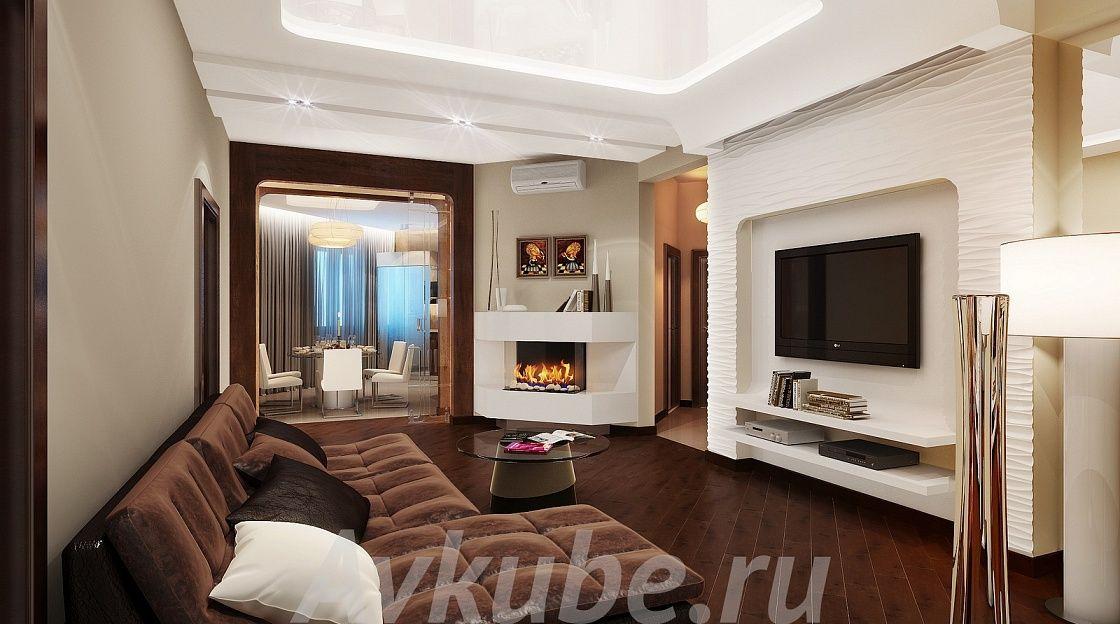 Дизайн квартиры 146 фото 1