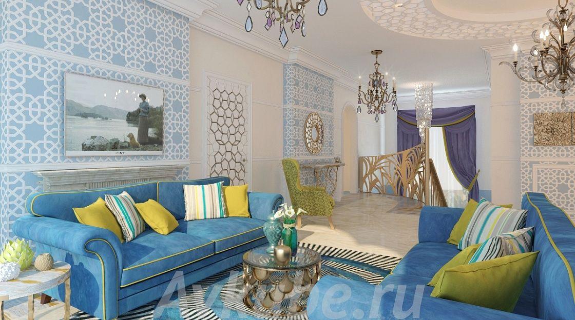 Дизайн квартиры 167 фото 1