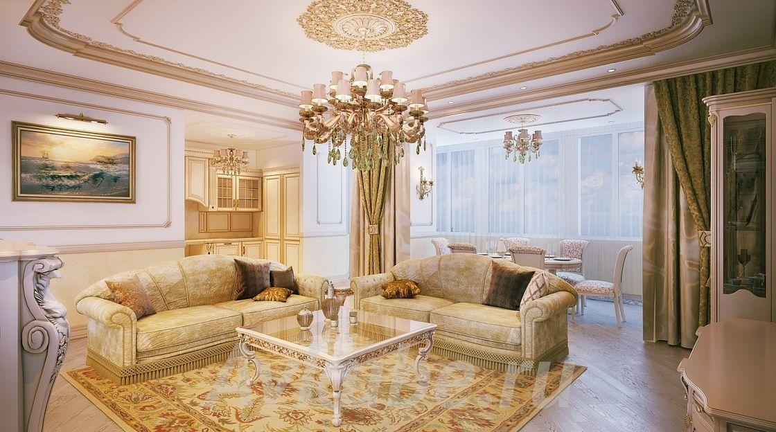 Дизайн квартиры 172 фото 1
