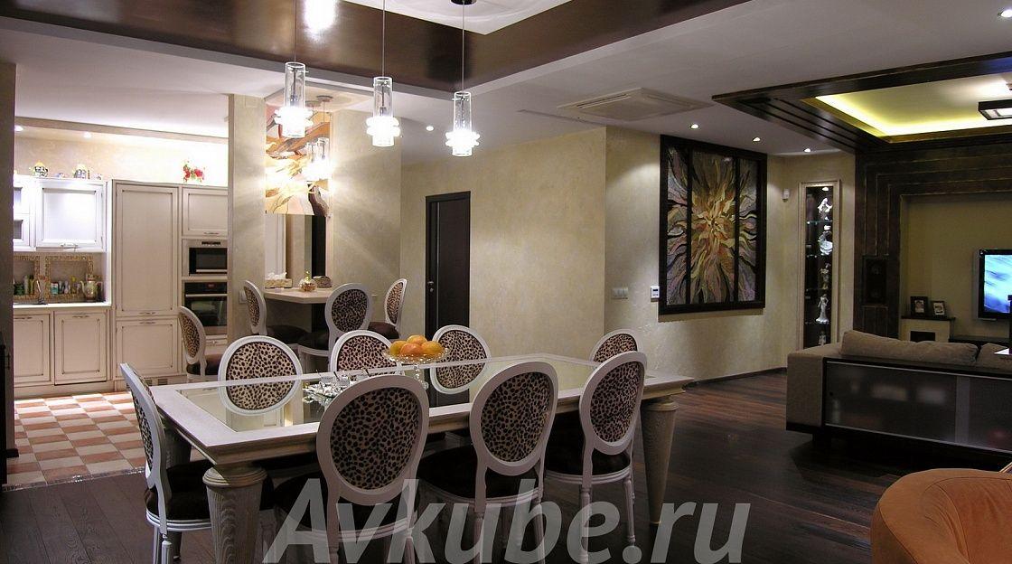 Дизайн квартиры 129 фото 3
