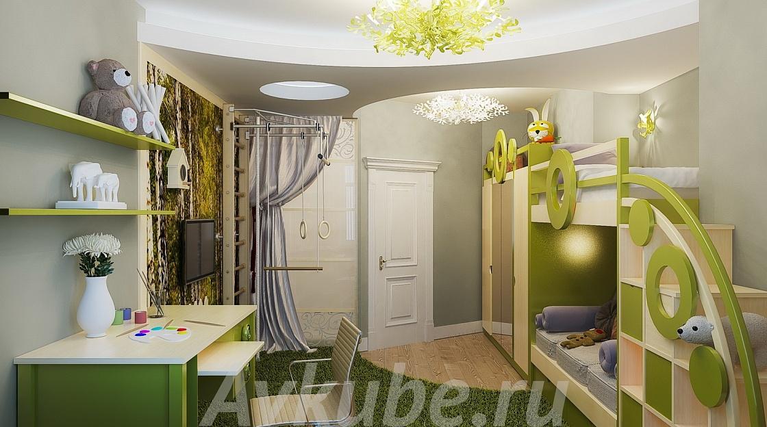 Дизайн квартиры 44 фото 6