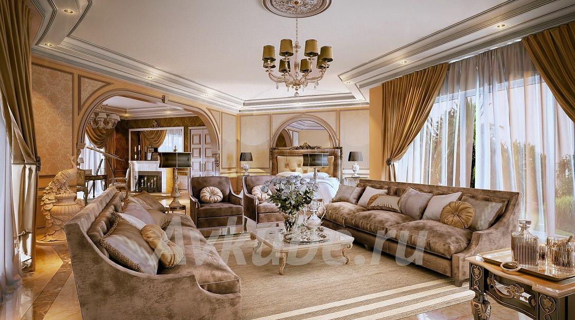 Дизайн квартиры 170 фото 1