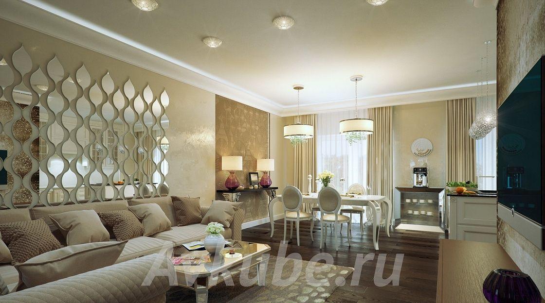 Дизайн квартиры 177 фото 1