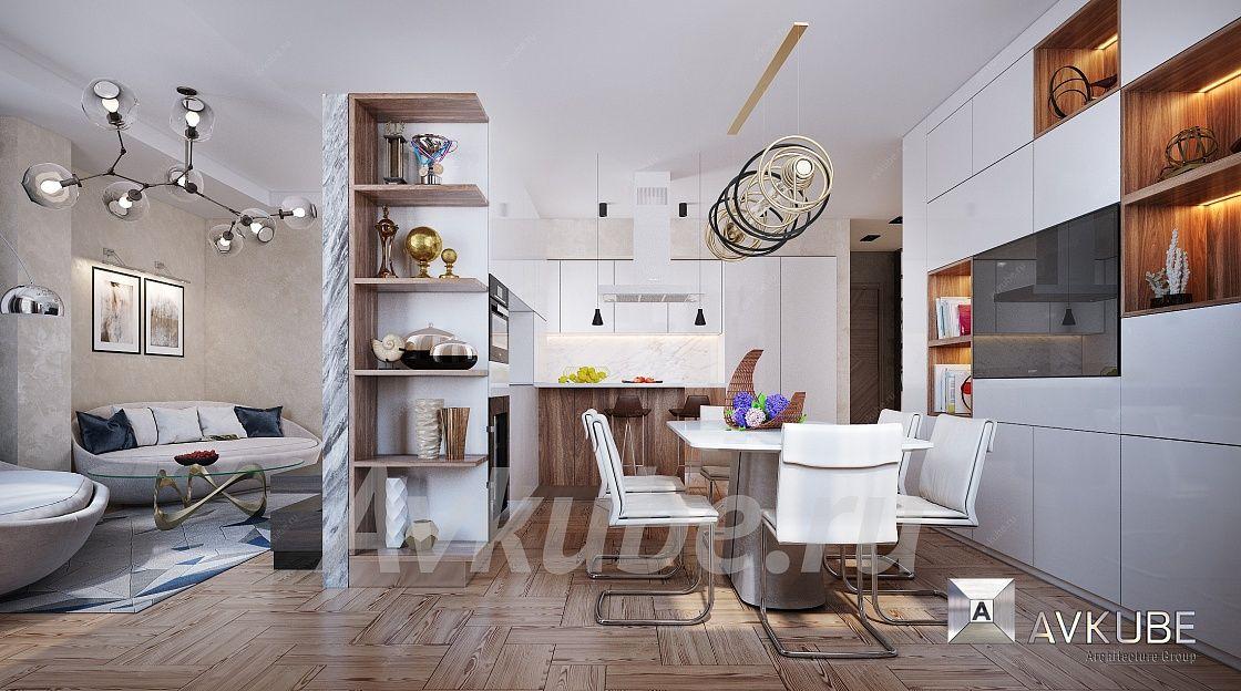 Дизайн квартиры 30 фото 2