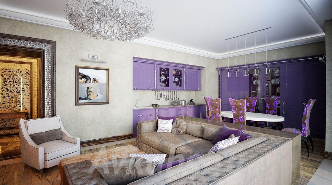Дизайн квартиры 92 фото 1