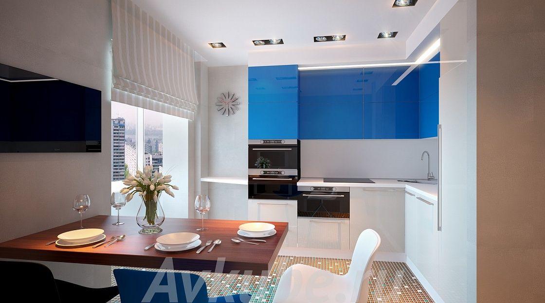 Дизайн квартиры 141 фото 4