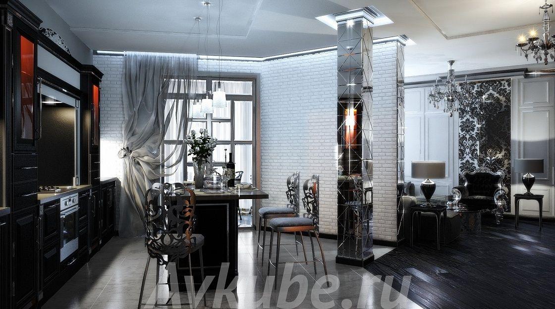 Дизайн квартиры 103 фото 1