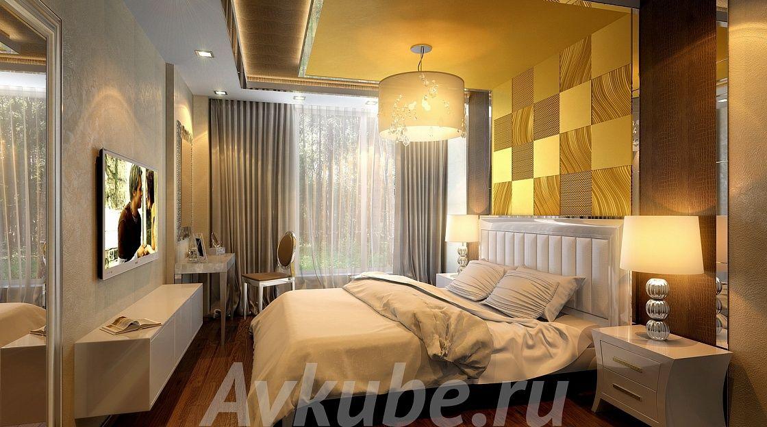 Дизайн квартиры 156 фото 3