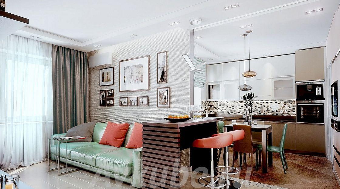 Дизайн квартиры 62 фото 1