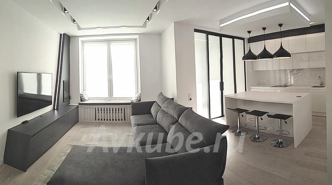 Дизайн квартиры 57 фото 1