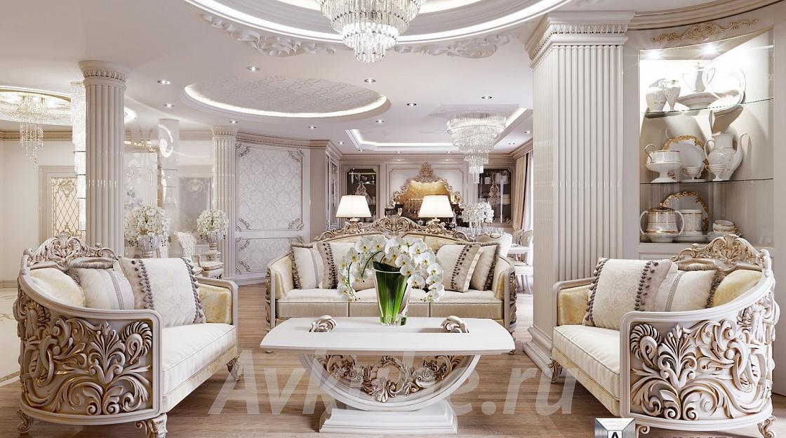 Дизайн квартиры 178 фото 1