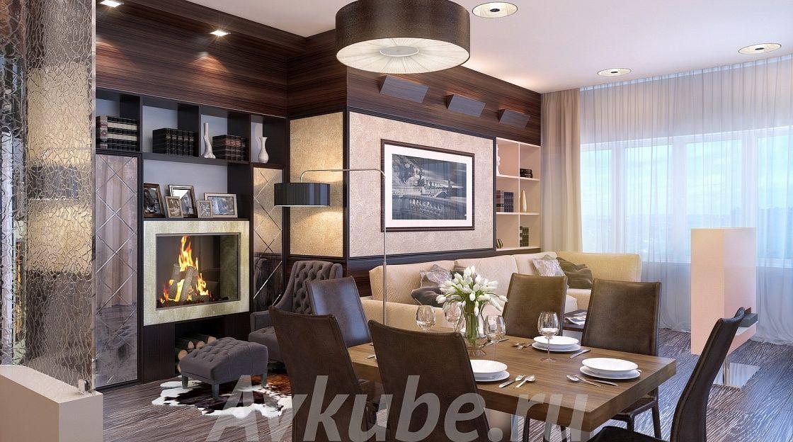 Дизайн квартиры 152 фото 1