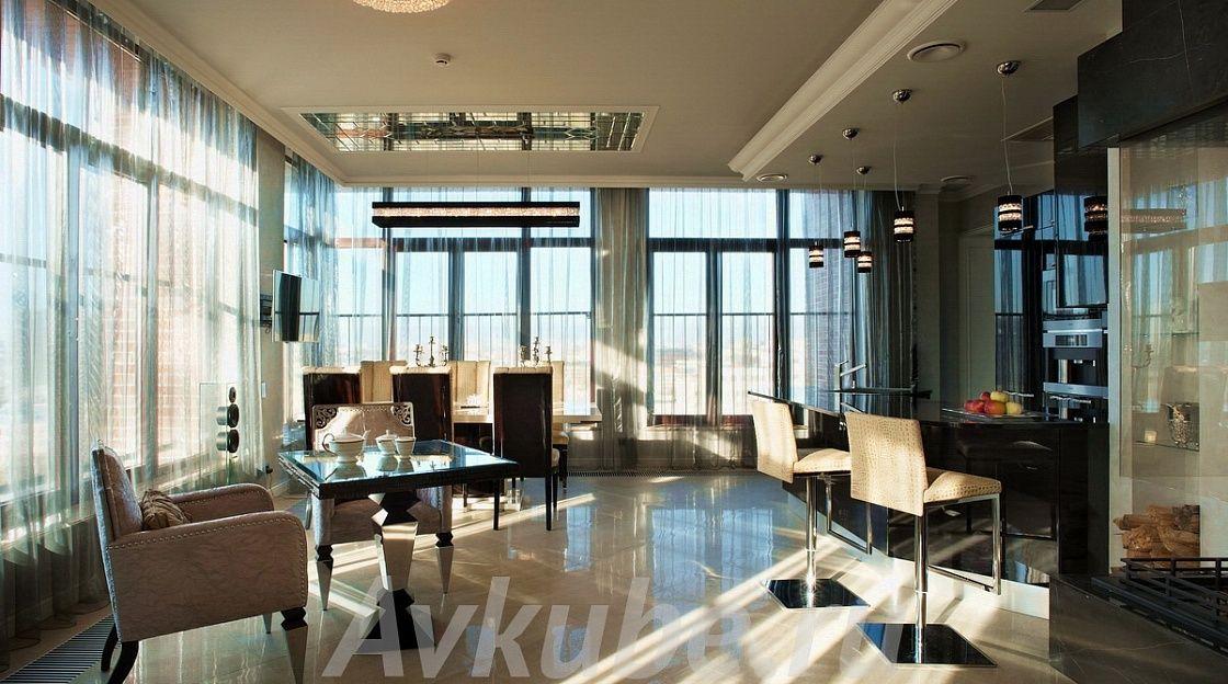 Дизайн квартиры 116 фото 5