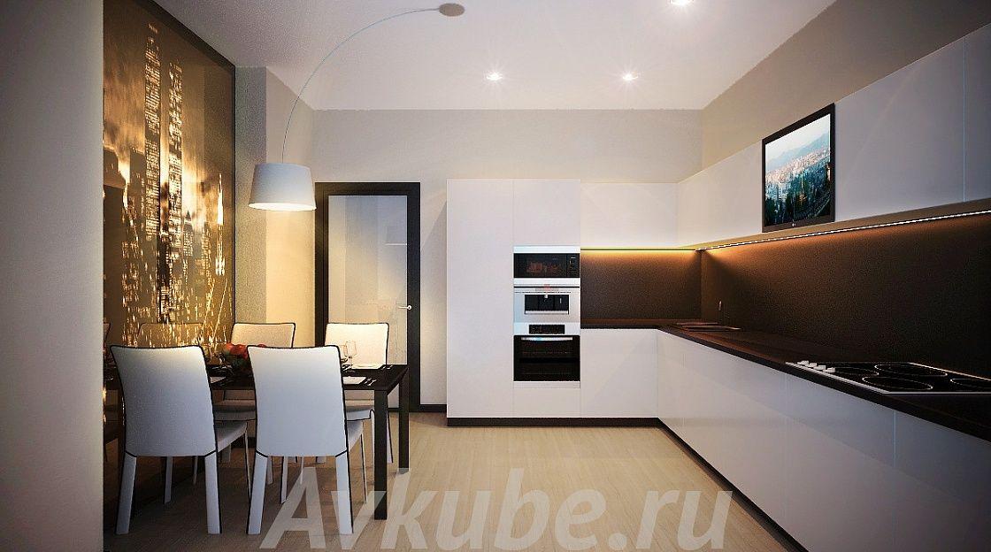 Дизайн квартиры 148 фото 3
