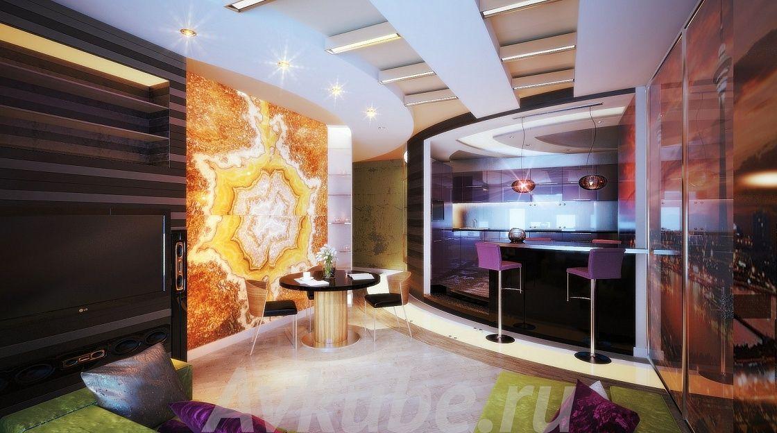 Дизайн квартиры 144 фото 3