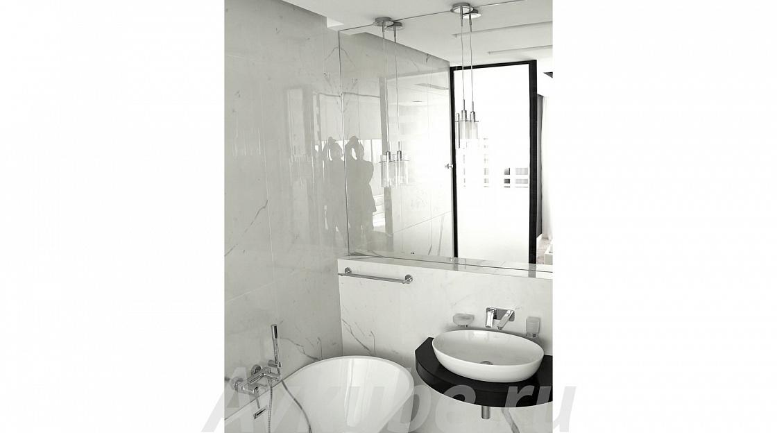 Дизайн квартиры 57 фото 7