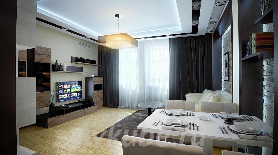 Дизайн квартиры 26 фото 2