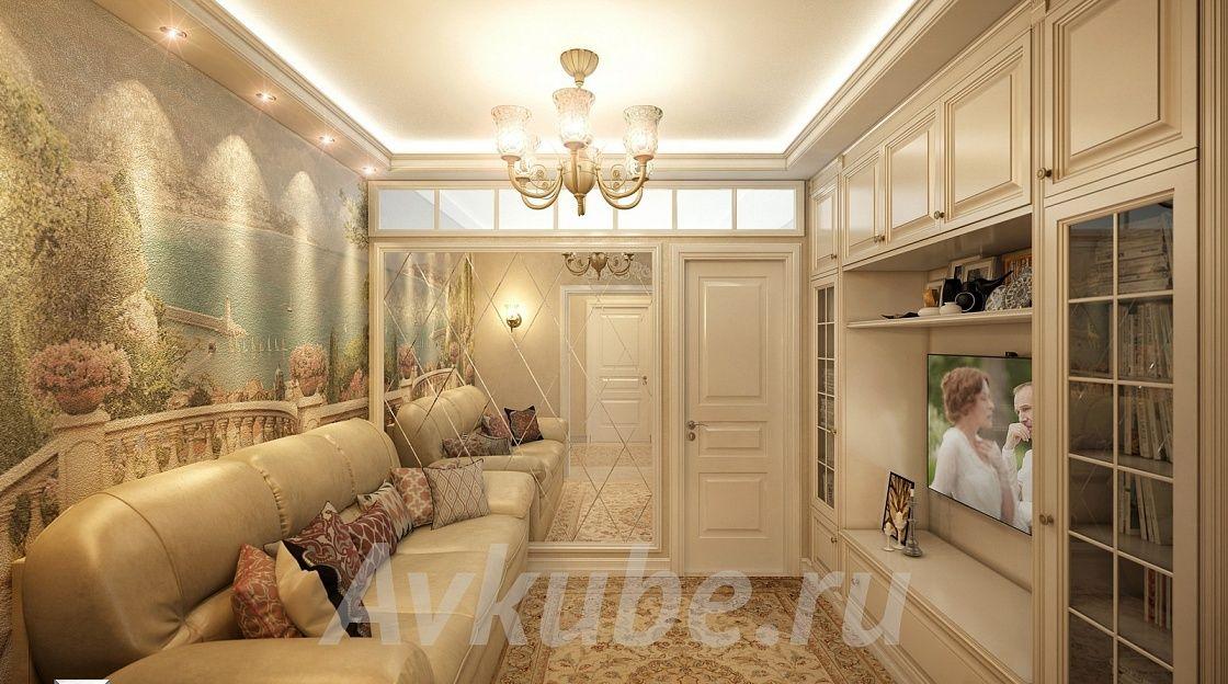 Дизайн квартиры 65 фото 2