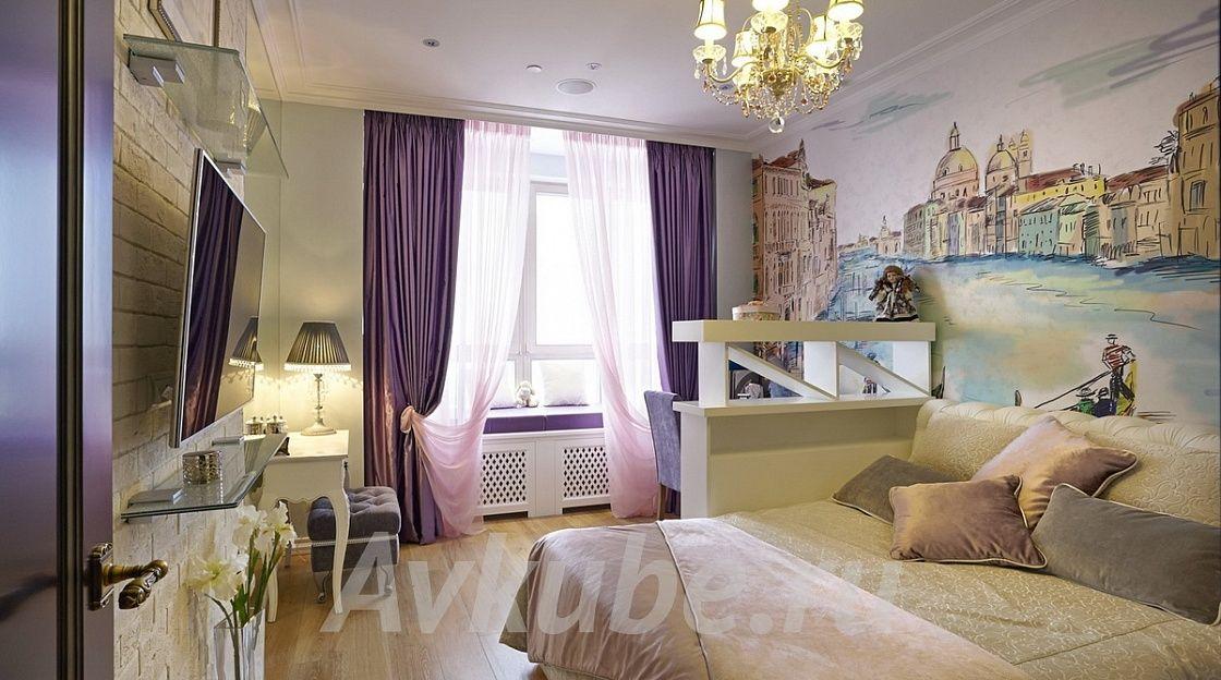 Дизайн квартиры 115 фото 6