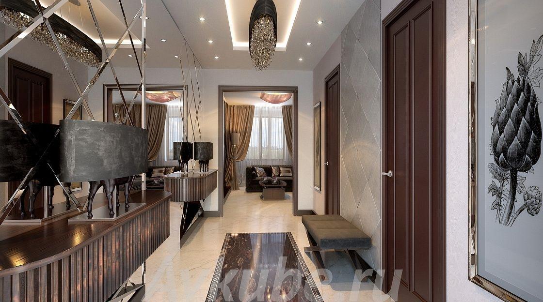 Дизайн квартиры 136 фото 3