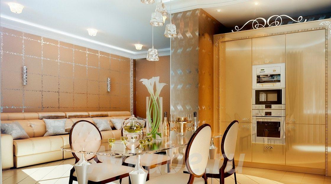 Дизайн квартиры 72 фото 1