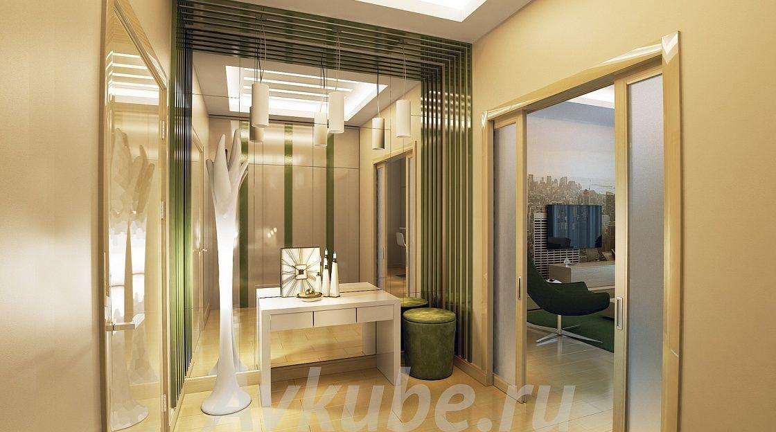 Дизайн квартиры 155 фото 3