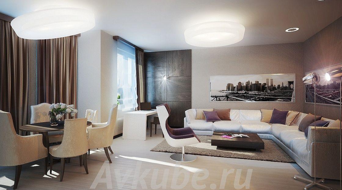 Дизайн квартиры 148 фото 1