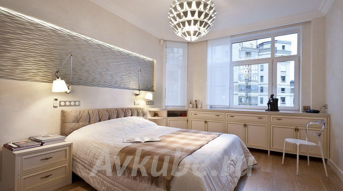 Дизайн квартиры 122 фото 6