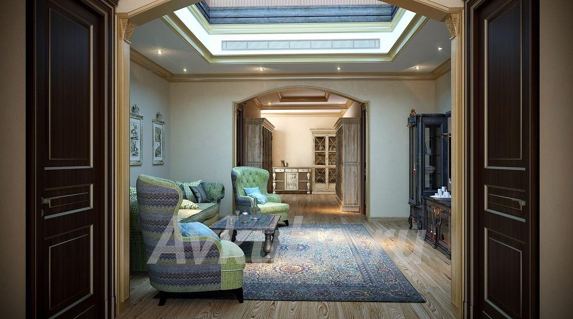 Дизайн квартиры 166 фото 3