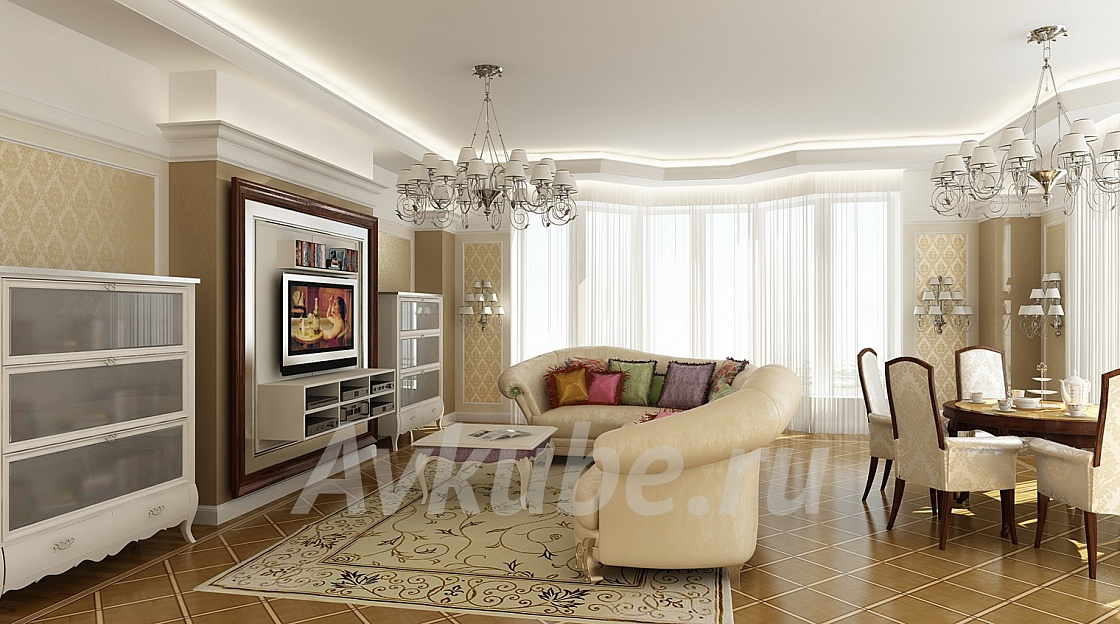Дизайн квартиры 49 фото 1