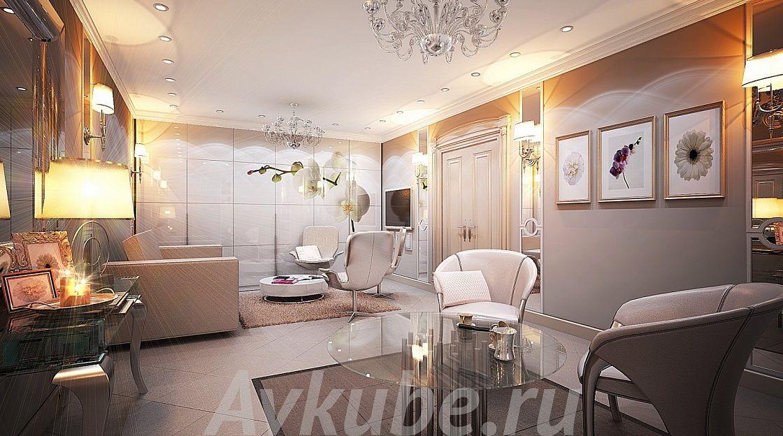 Дизайн квартиры 144 фото 1