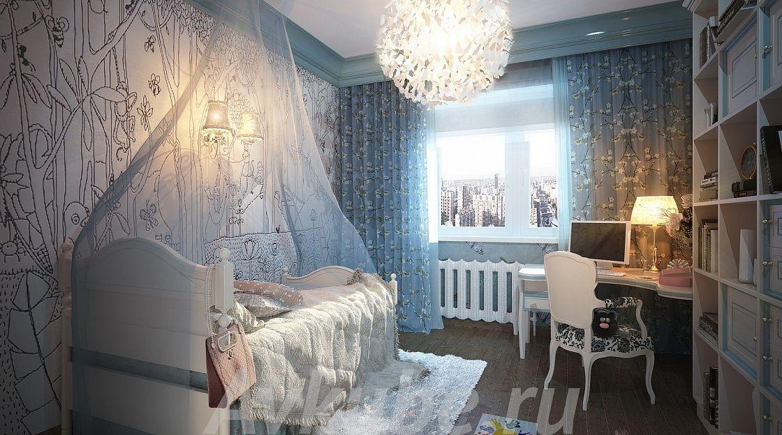 Дизайн квартиры 143 фото 5