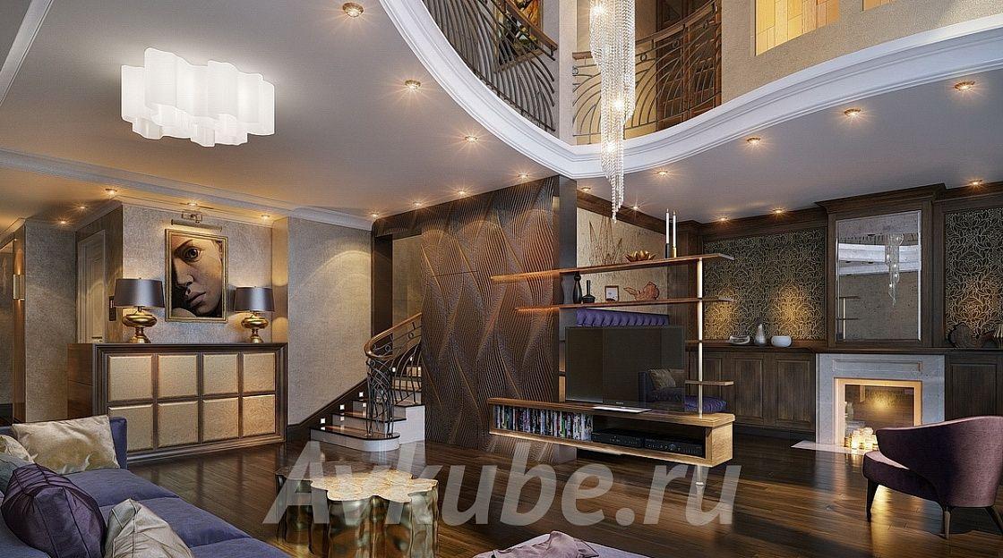 Дизайн квартиры 70 фото 1