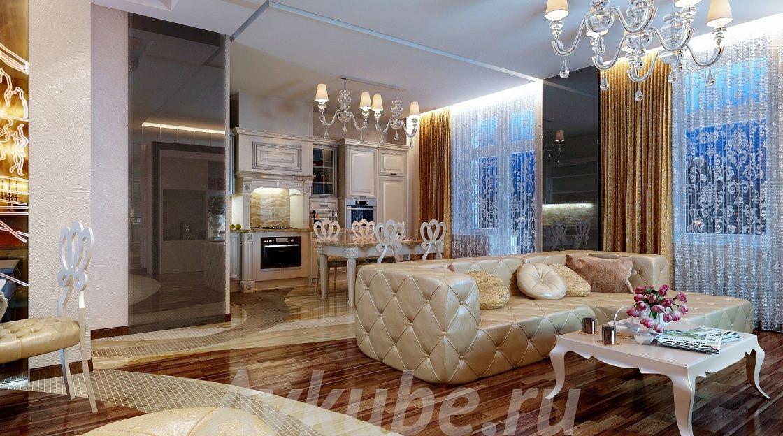 Дизайн квартиры 94 фото 1