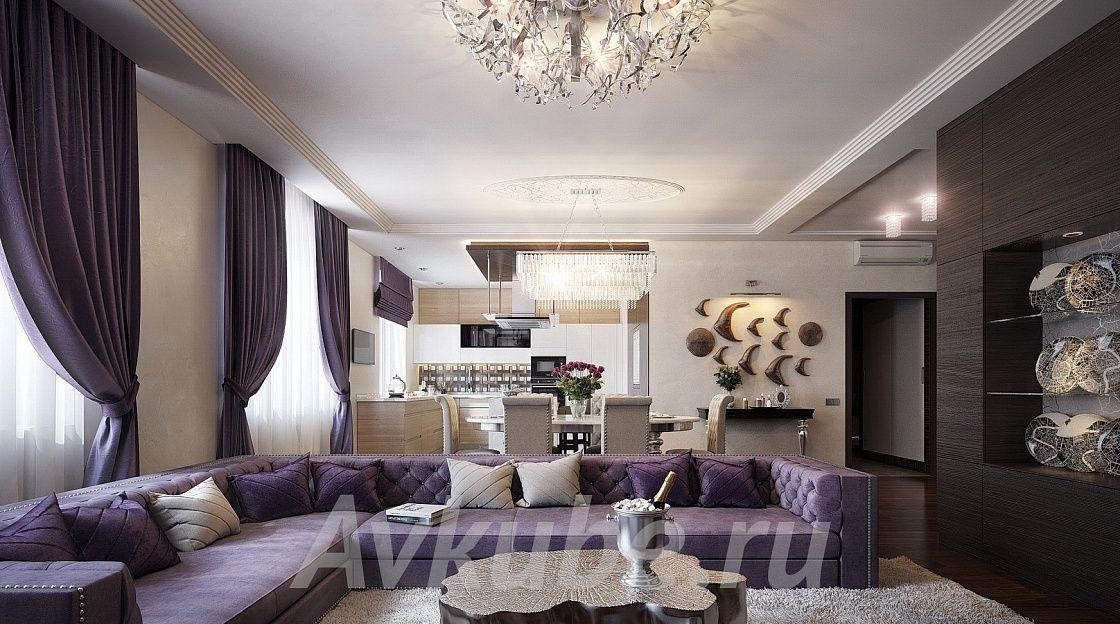 Дизайн квартиры 83 фото 1