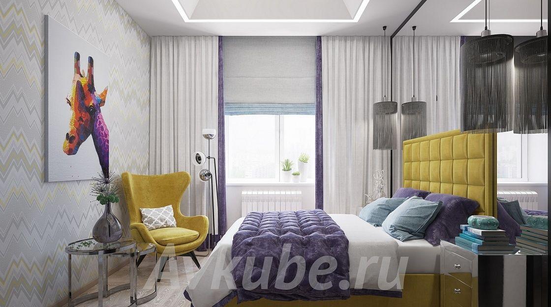 Дизайн квартиры 176 фото 4