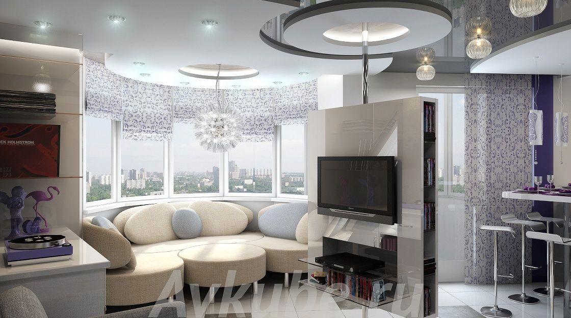 Дизайн квартиры 173 фото 1