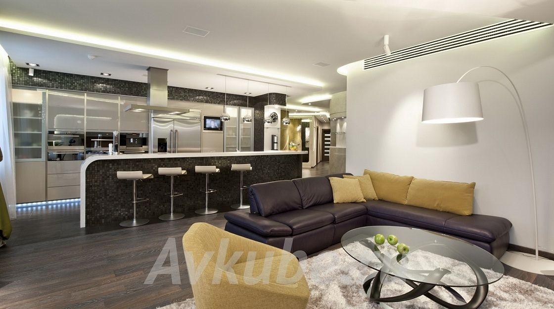 Дизайн квартиры 119 фото 5