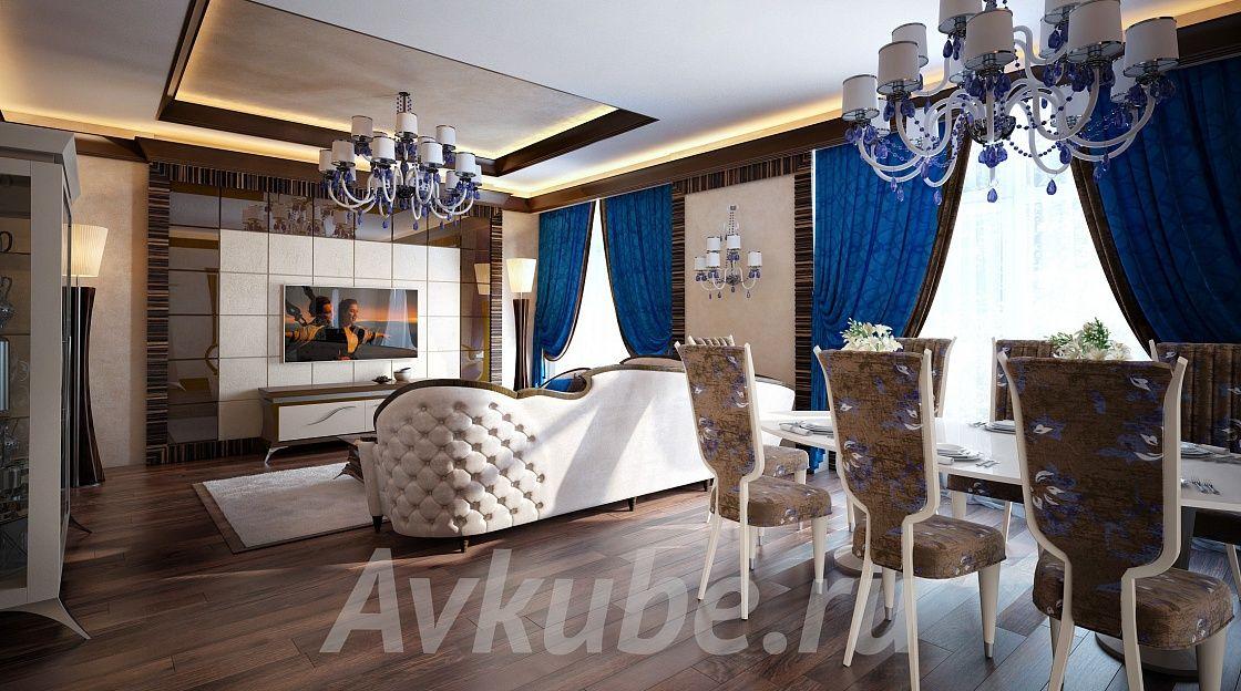 Дизайн квартиры 24 фото 2