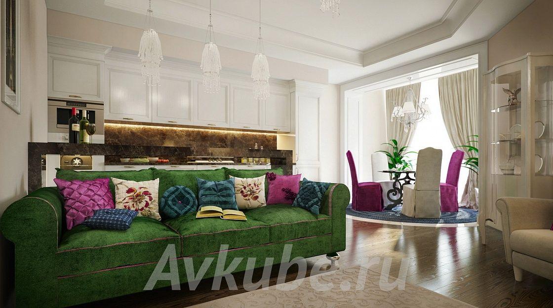 Дизайн квартиры 59 фото 1