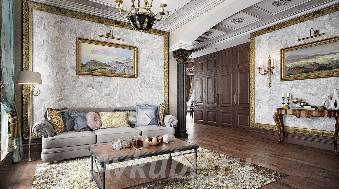 Дизайн квартиры 60 фото 3