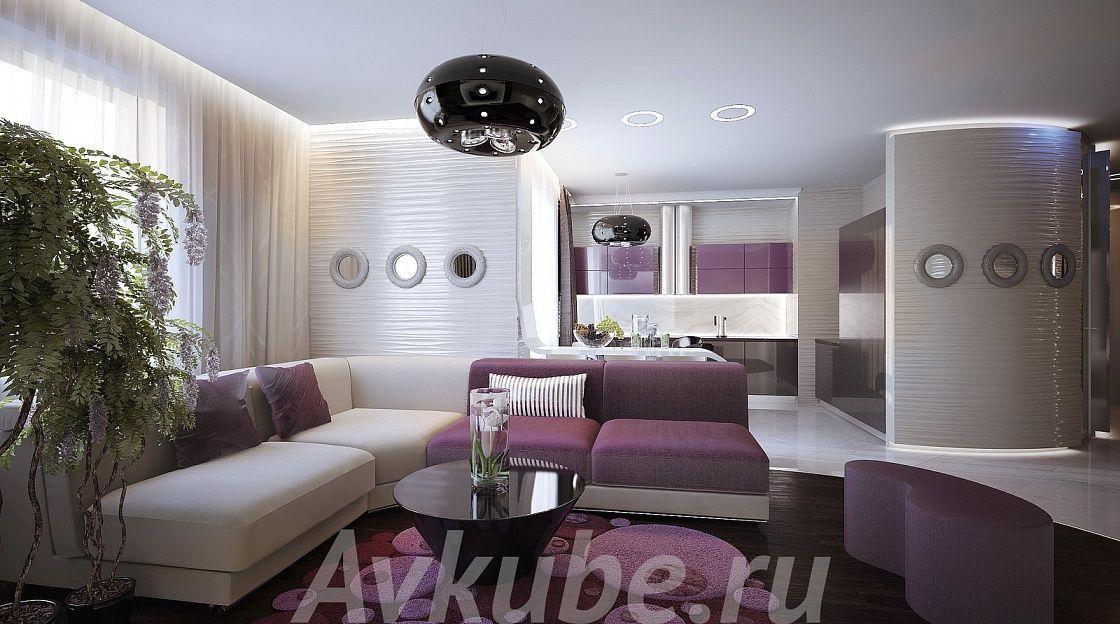 Дизайн квартиры 133 фото 1