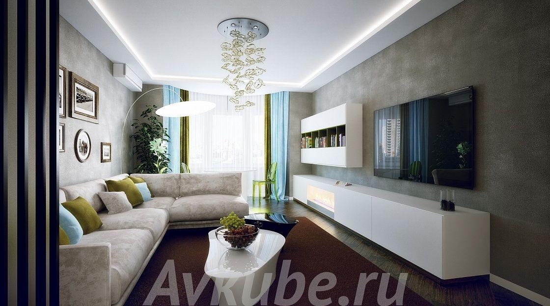 Дизайн квартиры 141 фото 1