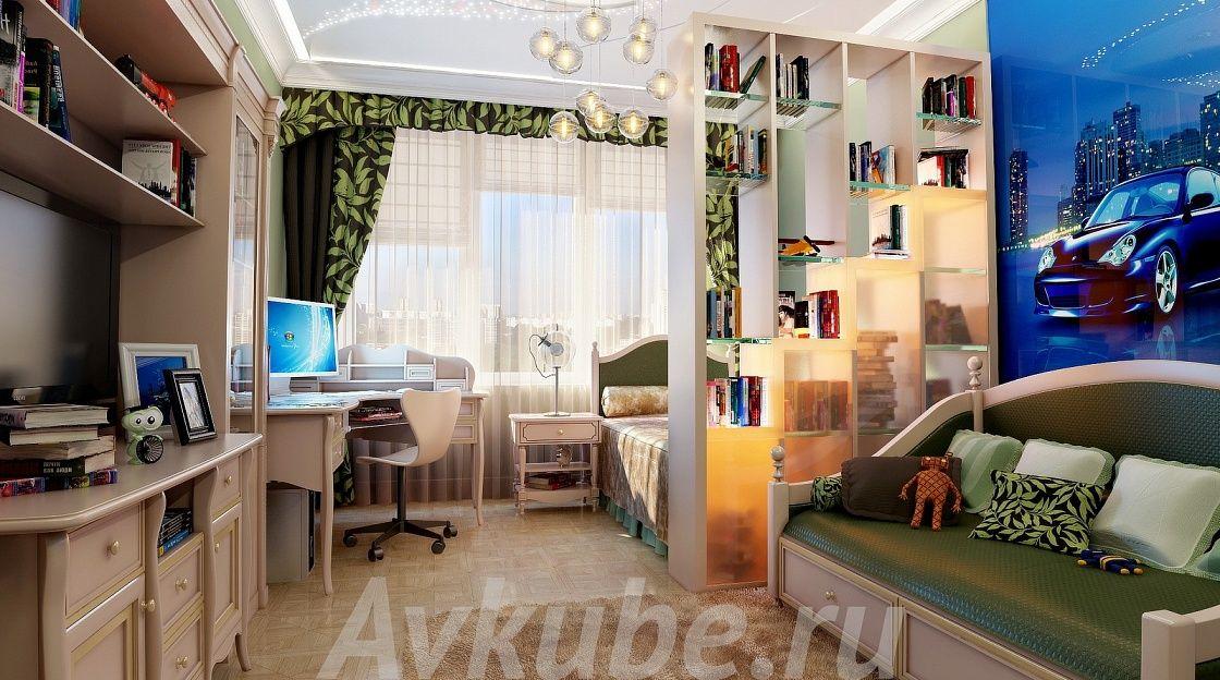 Дизайн квартиры 142 фото 5