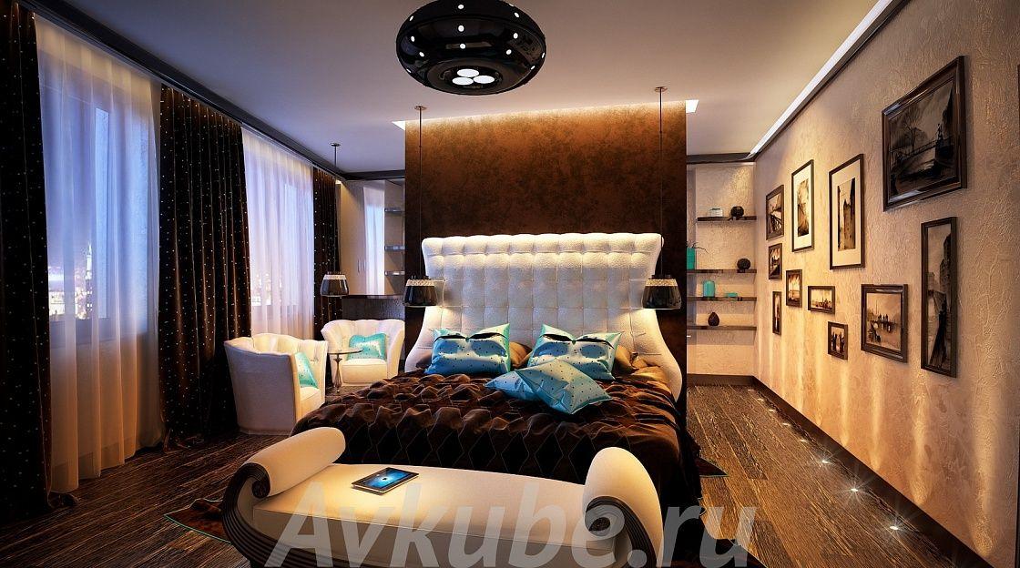 Дизайн квартиры 136 фото 1