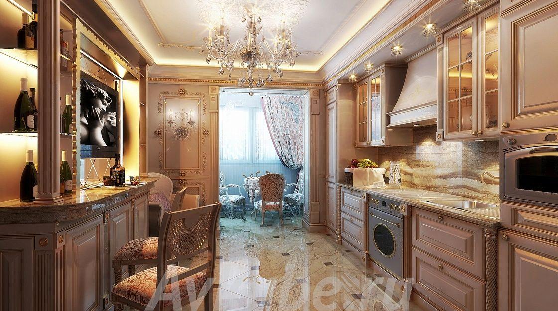 Дизайн квартиры 1 фото 3